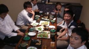 月例会 in 町田